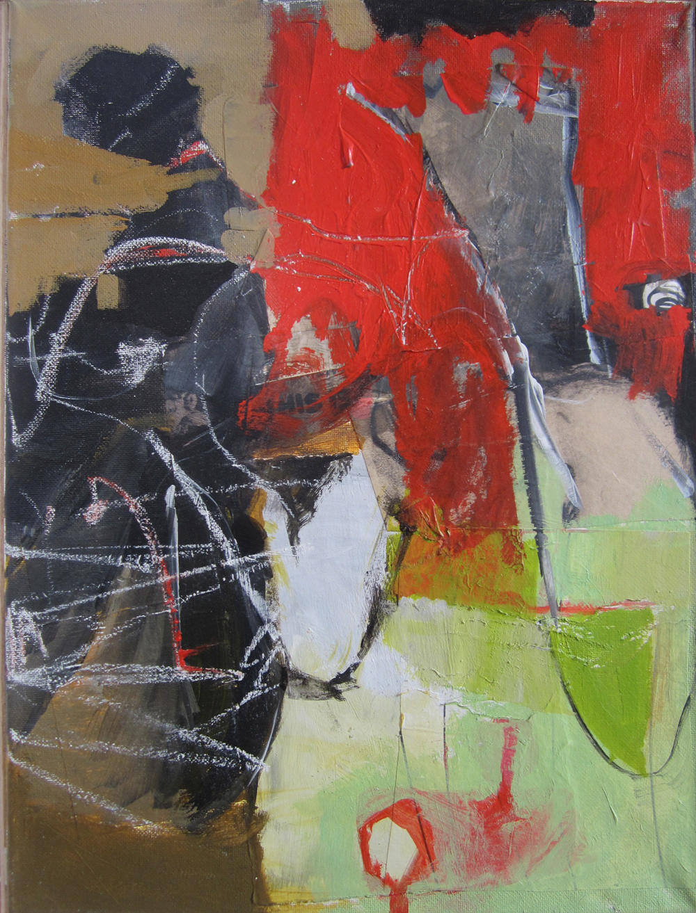 Red Hat - Laurie Wonfor Nolan